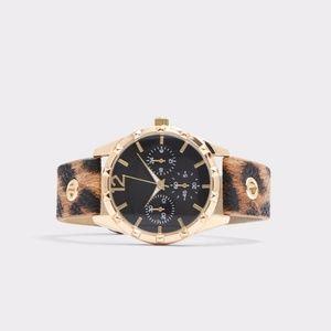 Fall Ready❤!!!! Beautiful Leopard Aldo Watch